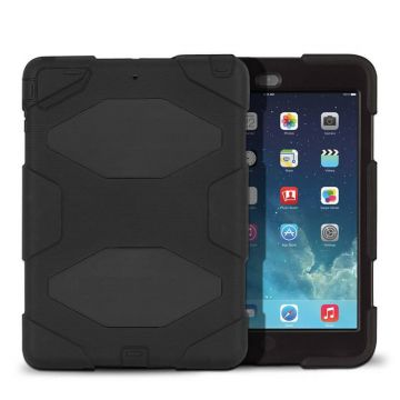 Indestructible Survivor Case Black for iPad Air 2