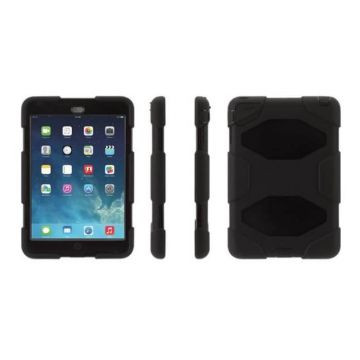 Coque indestructible Survivor noire iPad Air 2