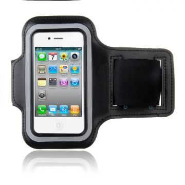 Sportarmband IPhone 4 4S zwart