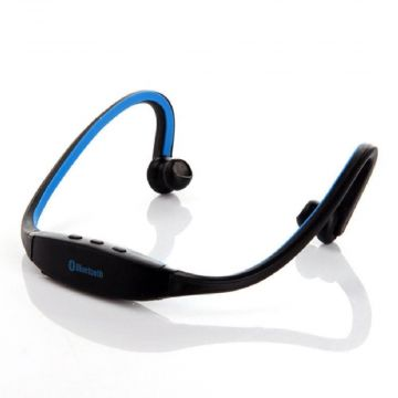 2 in 1 bluetooth oortjes micro headset sport iPhone iPod Samsung