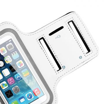 Sport Armband iPhone 4 4S White