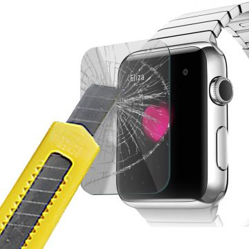 Film protection avant 0,2mm en verre trempé Apple Watch 38mm