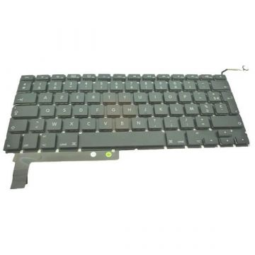 "Azerty Keyboard voor Apple MacBook Pro 15,4"" unibody"