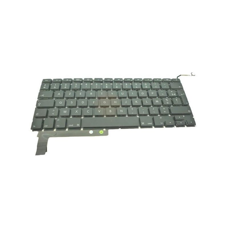 "Azerty Keyboard for Apple 15.4 ""MacBook Pro Unibody A1286"