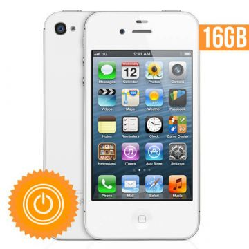 iPhone 4S refurbished - 16 GB wit