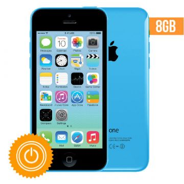 iPhone 5C refurbished - 8 GB blauw (Grade C)