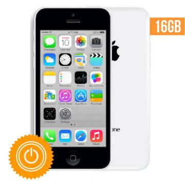 iPhone 5C refurbished - 16 GB wit (B Grade)