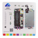 magnetic Screw Hole Distribution Board iPhone 5S