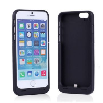 Battery case with external charger for iPhone 6