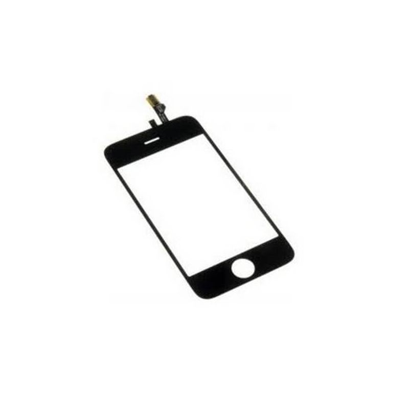 Touch screen digitizer for iPhone 3Gs black