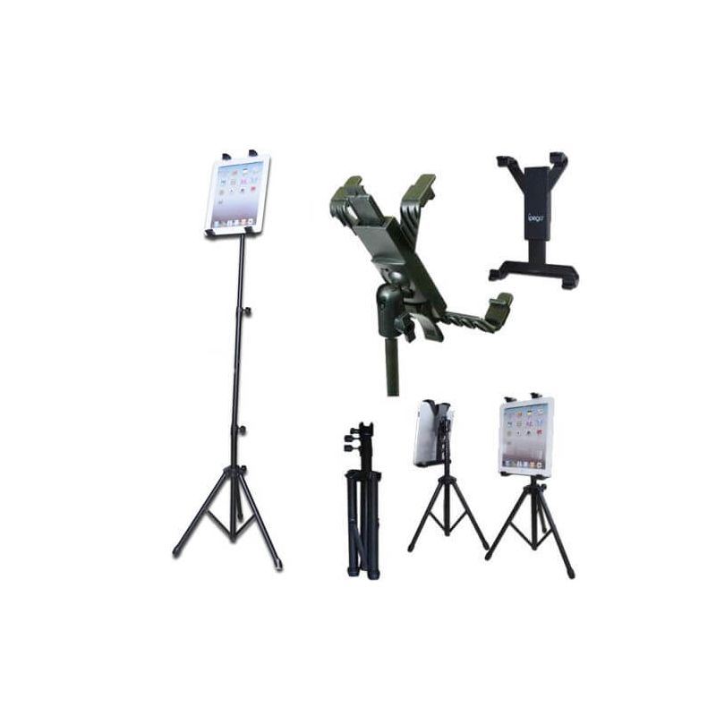 Black Tripod for iPad and Tablets