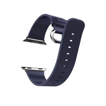 Bracelet cuir Hoco Premium Pago Style pour Apple Watch 38mm