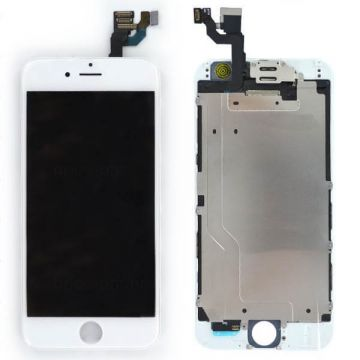 Ecran complet assemblé iPhone 6 Plus Blanc Qualité Original