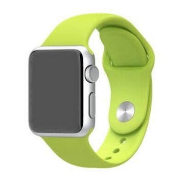 Green Apple Watch 38mm Strap