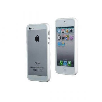 TPU Bumper White for iPhone 5C