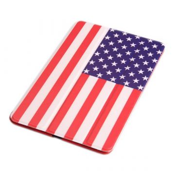 Stand case US Flag for iPad Mini