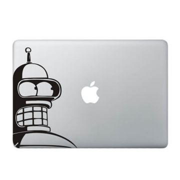 Sticker MacBook Bender