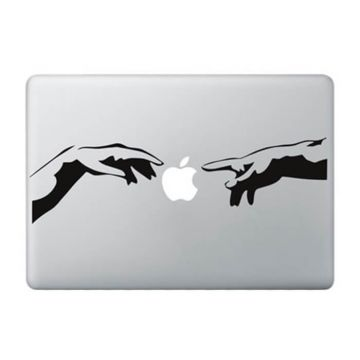 Adam MacBook sticker