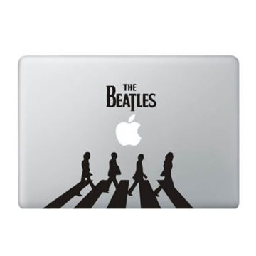 Sticker MacBook Beatles