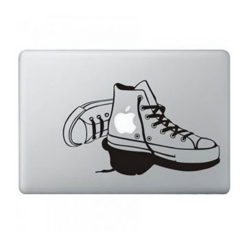 Sneakers MacBook Sticker