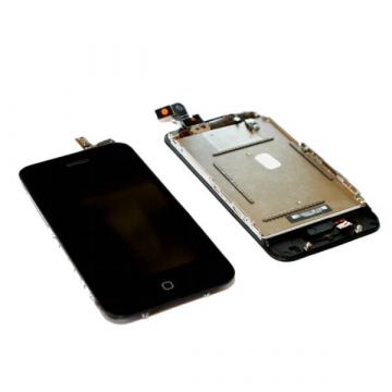 Complete LCD touch screen kit for iPhone 3Gs black