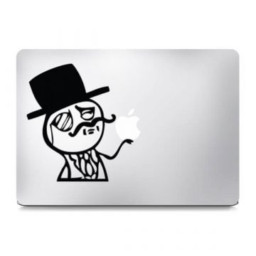 Meme 9gag MacBook sticker