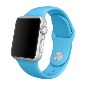 Blue Apple Watch 42mm Strap S/M M/L