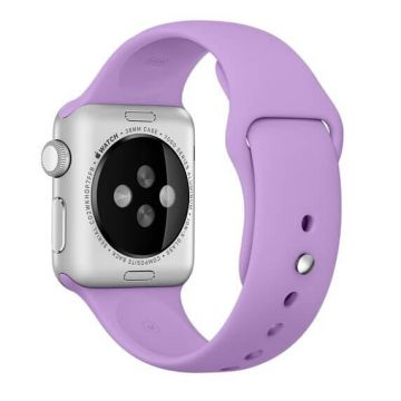 Lavender Apple Watch 42mm Strap S/M M/L