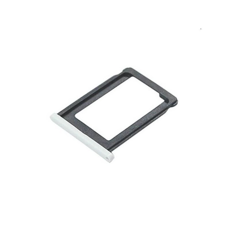 Rack tiroir carte SIM IPhone 3G 3GS blanc