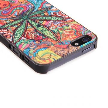 Cannabis blad case iPhone 4 4S