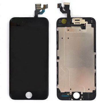 Complete touchscreen and LCD Retina screen for iPhone 6 black 1st quality