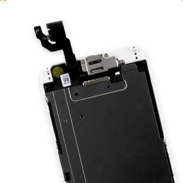 Ecran complet assemblé iPhone 6 Plus Blanc 1e Qualité