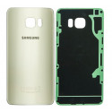 Original Replacement back cover gold Samsung Galaxy S6 Edge Plus