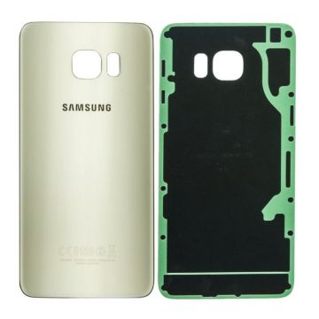 Originele backcover Samsung Galaxy S6 Edge Plus goud