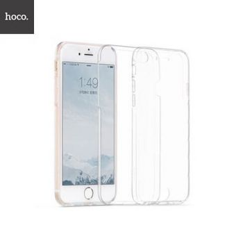 Hoco light series 360° transparent hoesje iPhone 6 6S Plus