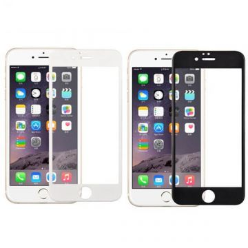 Wit of zwart tempered glass screen protector iPhone 6S 6 plus