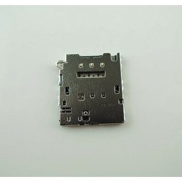 Original SIM connector Samsung Galaxy S6 Edge Plus