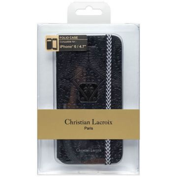 Christian Lacroix Paseo book case iPhone 6 6S
