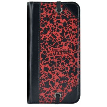 Jean-Paul Gaultier 2 in 1 rood hoesje iPhone 6 6S