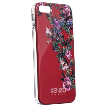 Kenzo Exotic Red iPhone 5/5S/SE Case