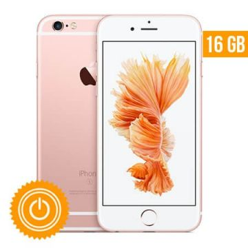 iPhone 6S - 16 Go Pink Gold refurbished