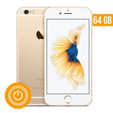 iPhone 6S - 64 Go Gold refurbished - Grade A