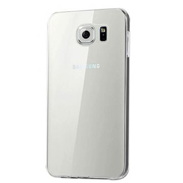Coque TPU transparente Samsung S6 Edge Plus