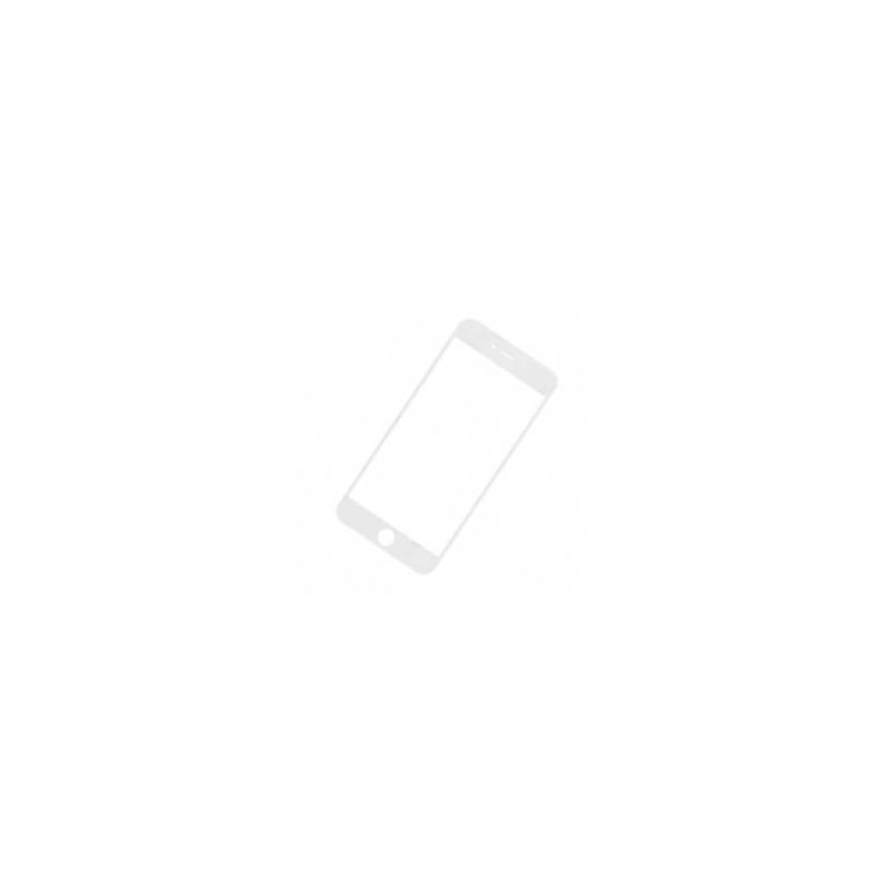 Vitre Avant iPhone 6S Plus Blanc