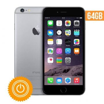 iPhone 6 Plus - 64 Go Space gray refurbished - Grade A