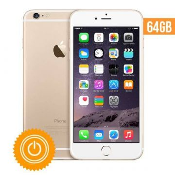 iPhone 6 - 64 Go Gold erneut