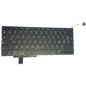 Clavier Azerty pour Macbook Pro Unibody 17'' - A1297
