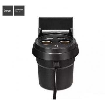 Hoco Multifunctional Car Charger Splitter