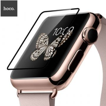 Front 0,1mm Hoco Tempered Glass Protection Apple Watch 42mm