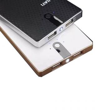 Draadloze lader QI en powerbank 10000mah iPhone et Samsung